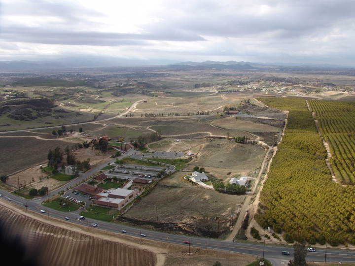 Temecula Valley Wine Country Photo